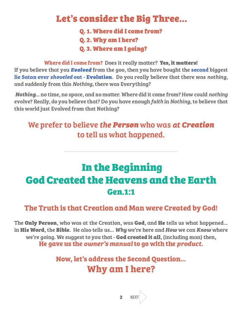 Discover the Living Christ 2