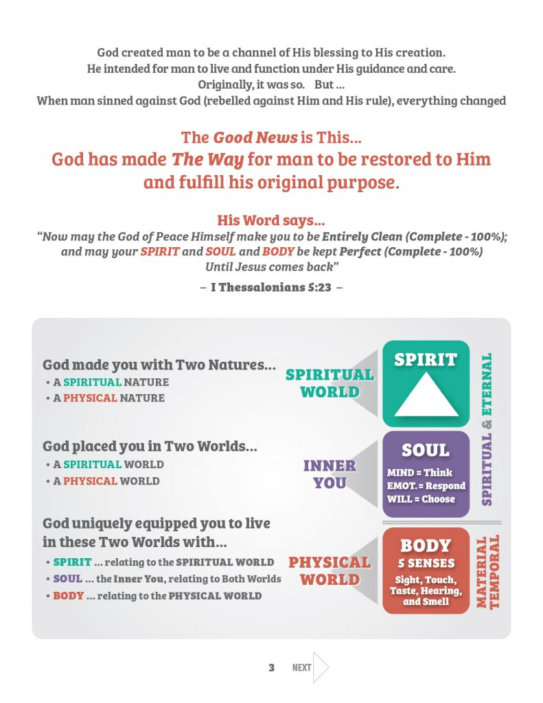 Discover the Living Christ 3
